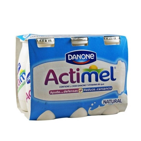 Actimel Natural 94 Ml X 6 Uni