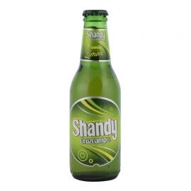 Cerveza Shandy Cruzcampo 25 cl pack 12 botellines