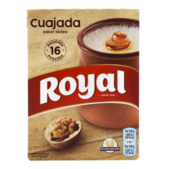 Cuajada Royal 16 raciones