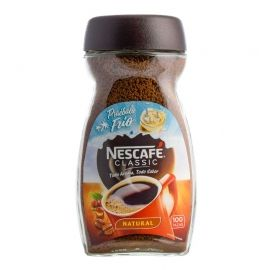 Café soluble Nescafé natural 200 g